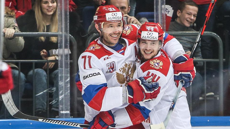 Сборные России и Канады могут сыграть на Кубке Шпенглера-2017