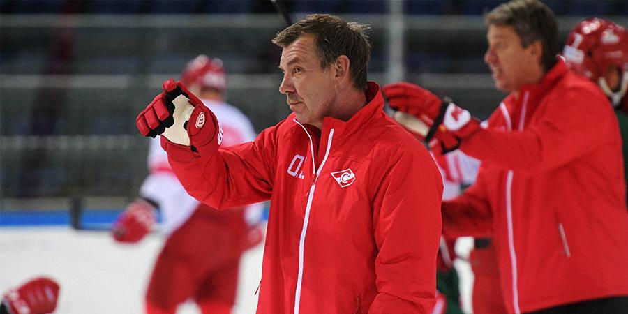 Когда Знарок впервые проиграет со «Спартаком»? Пять интриг Кубка мэра Москвы