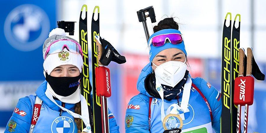 Российские биатлонистки после переезда в Поклюку имели проблемы со стрельбой из-за акклиматизации