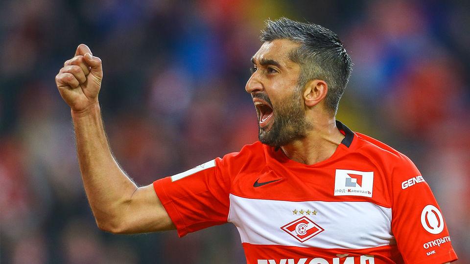 Травма помешает Самедову сыграть в матче за Суперкубок