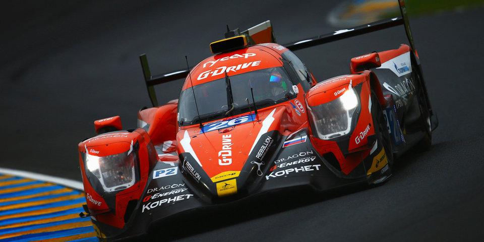 Экипаж Русинова лишен победы в LMP2 по итогам гонки «24 часа Ле-Мана»