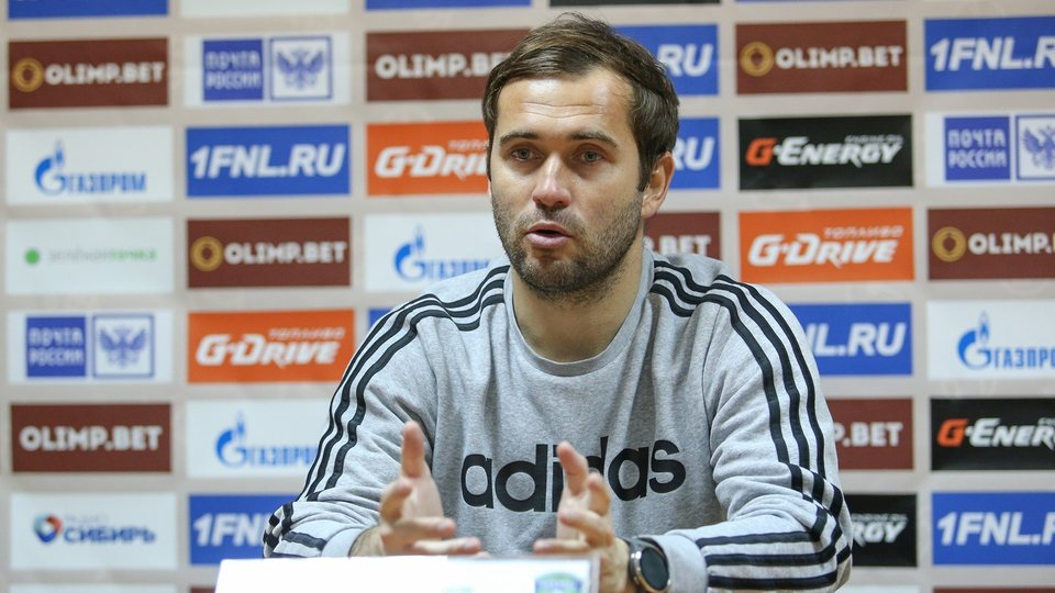 Александр Кержаков: «Забили чистейший гол, который не увидели арбитры. Не из-за себя мы недобрали двух очков»