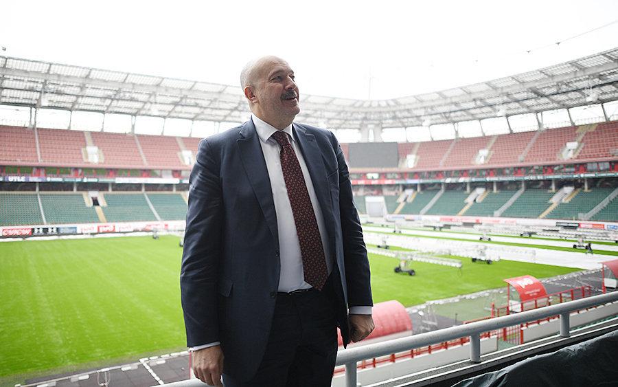 Василий Кикнадзе: «Лучше всего было бы отменить весь лимит»