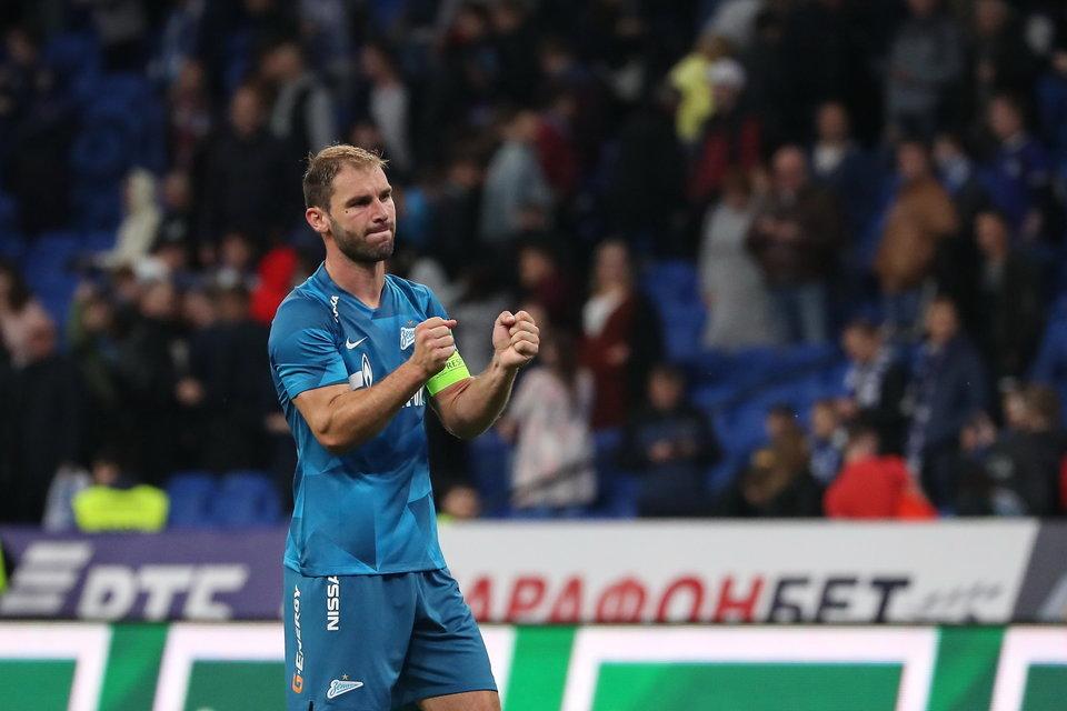 Бранислав Иванович: «Я поздравляю «Ахмат» — они заслужили эту ничью»