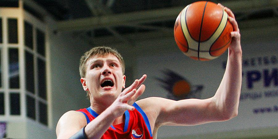 Андрей Воронцевич уходит из ЦСКА. Вспоминаем, каким был баскетбол 14 лет назад, когда он пришел