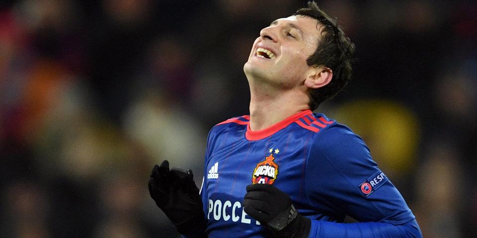 ЦСКА и «Спартак» объявили составы на дерби