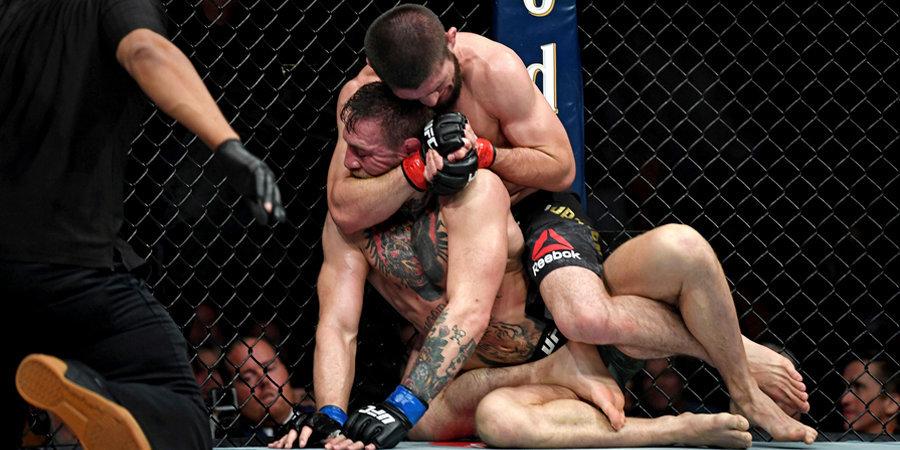 Экс-боец UFC: «Конору нет смысла проводить реванш с Хабибом»