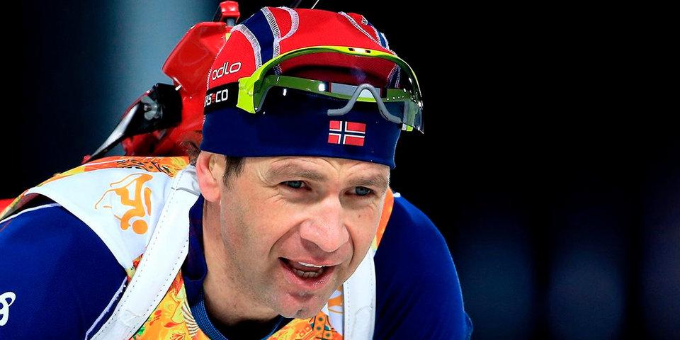 МОК разрешил Бьорндалену выступать на ОИ-2018 за другую страну