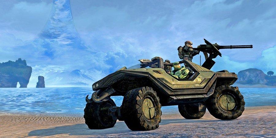 Как стратегия стала боевиком от первого лица. История создания Halo Combat Evolved