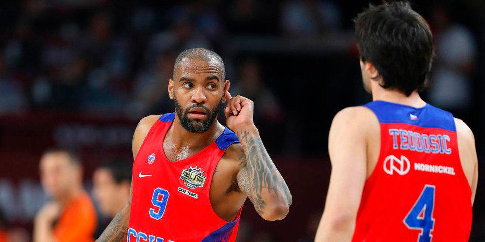 Теодосич хочет в НБА, Джексон бушует в твиттере. Что происходит с ЦСКА?