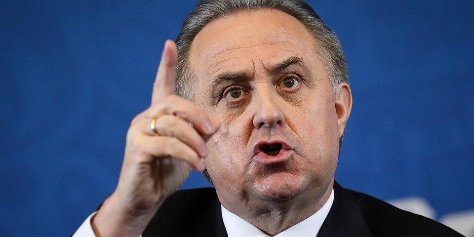 Виталий Мутко: «Попадание в тройку медального зачета будет для России успехом»
