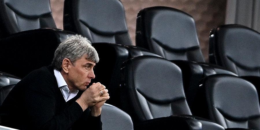 «Клуб не должен зависеть от одного человека». Сергей Галицкий не посещал матчи «Краснодара» из-за болезни