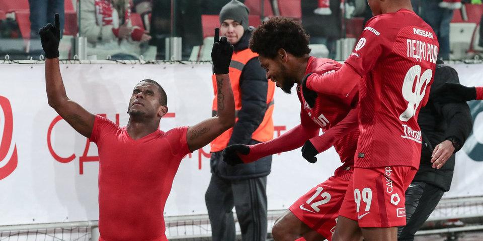 Шедевр Фернандо на 90-й минуте принес «Спартаку» победу над СКА