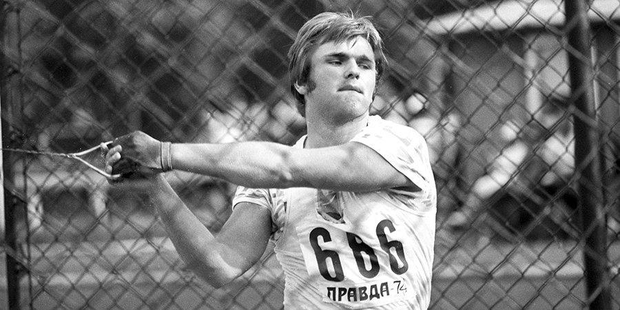 Умер двукратный олимпийский чемпион Юрий Седых