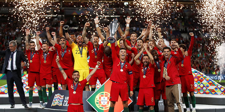 Португалия выиграла Лигу наций, Промес не спас свою сборную, дуэли Роналду и ван Дейка не получилось. Как это было
