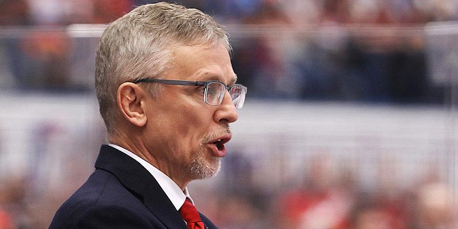 Ларионов стал вторым тренером в истории сборной России, не выигравшим медали на дебютном МЧМ