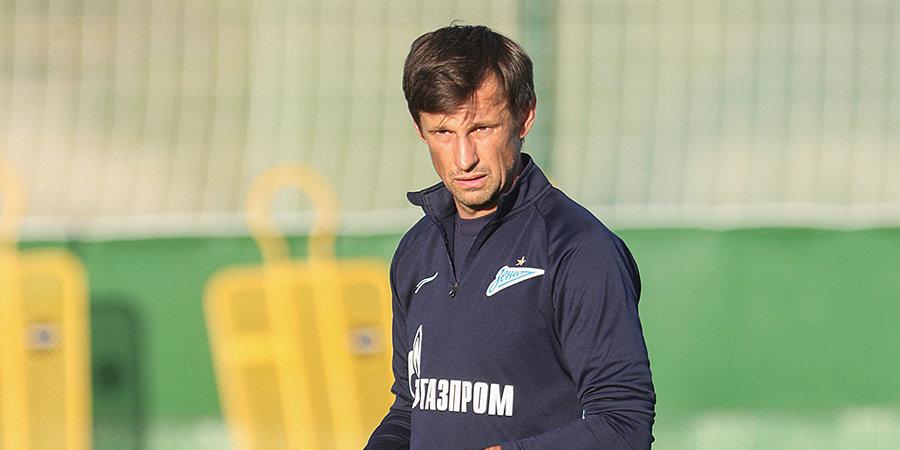 Сергей Семак: «Не назвал бы уровень нашего футбола катастрофичным»