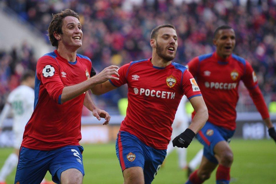Экс-игрок ЦСКА: «У армейцев есть преимущество над «Спартаком» с точки зрения готовности»