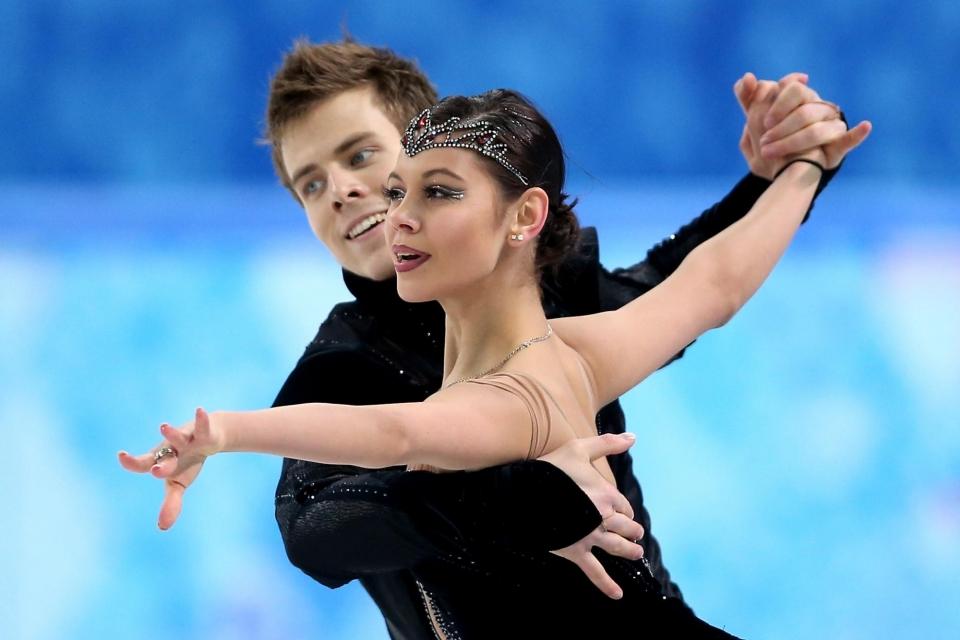 Олимпийская чемпионка Ильиных попытается сделать танцевальный дуэт из Лозко и Питкеева