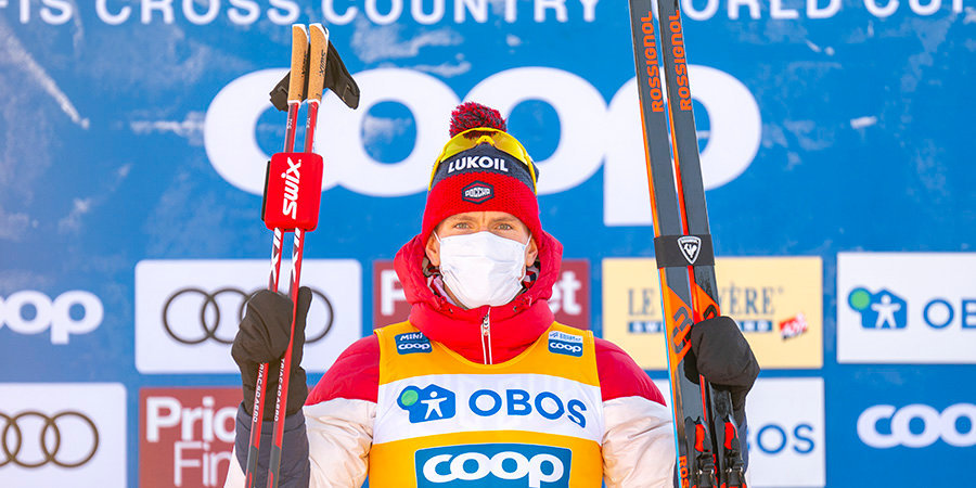Норвежский лыжник – о наказании Большунова: «Не совсем последовательное судейство»