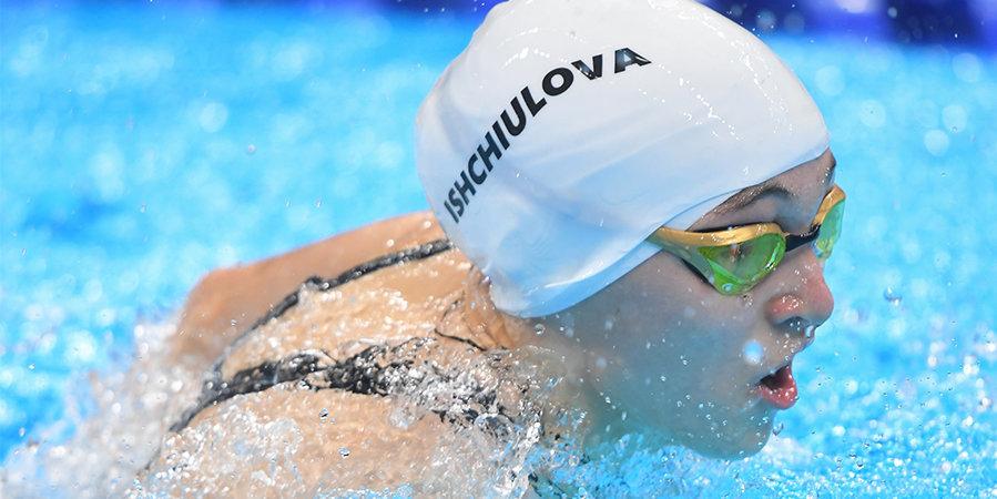 Виктория Ищиулова — о серебре в стометровке: «Были проблемы с подготовкой, из-за которых мой результат ухудшился»