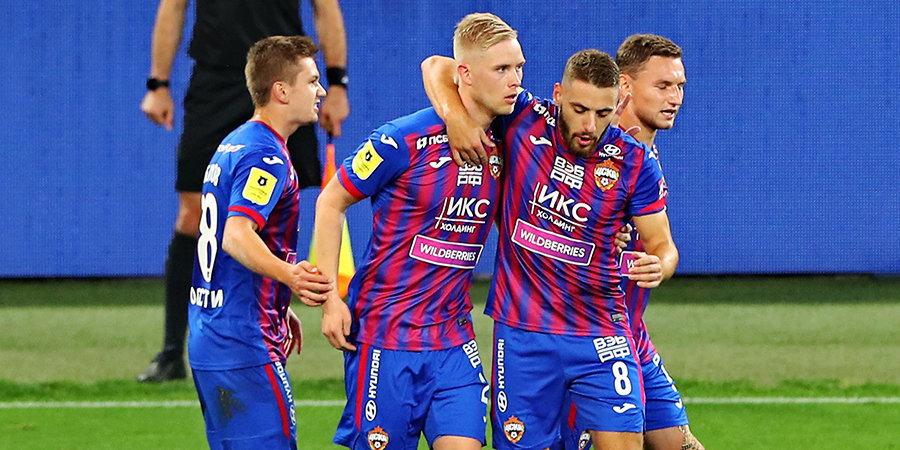 Тренер «Вольфсберга»: «ЦСКА — это команда уровня Лиги чемпионов»