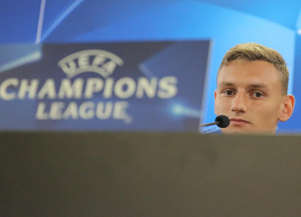 Федор Чалов: «Все наши футболисты еще достаточно молодые»