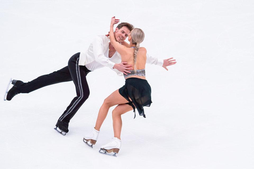 Синицина и Кацалапов пропустят чемпионат России