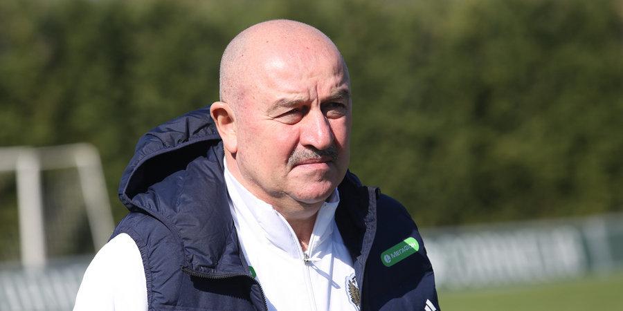 Станислав Черчесов — Черданцеву: «Будете главным тренером, тогда сделаете, как посчитаете нужным»
