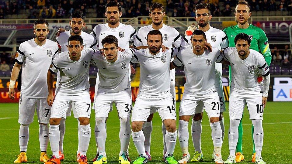 Саввиди извинился заинцидент нафутбольном матче вГреции