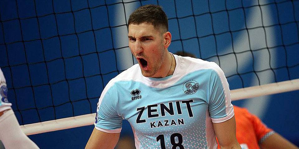«Зенит» одержал первую победу в финале чемпионата России