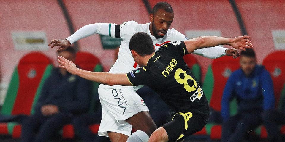 Форвардов нет, Фернандеш не в форме. «Локомотив» побеждает, несмотря ни на что