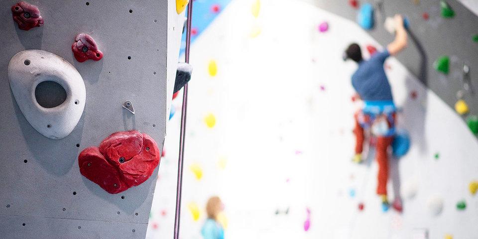 Словенка Гарнбрет завоевала золото Олимпиады в спортивном скалолазании