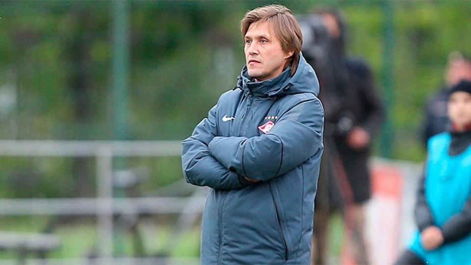 Бушманов — новый главный тренер молодежной сборной России