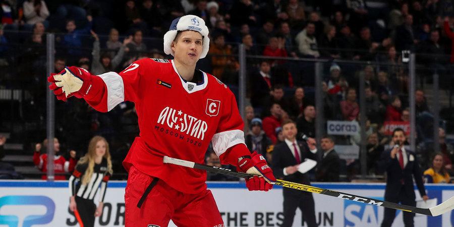 «Где мой приз? Требую переигровки!» Шипачев и Бочаров высказали «серьезные» претензии к ФОНБЕТ Матчу звезд КХЛ