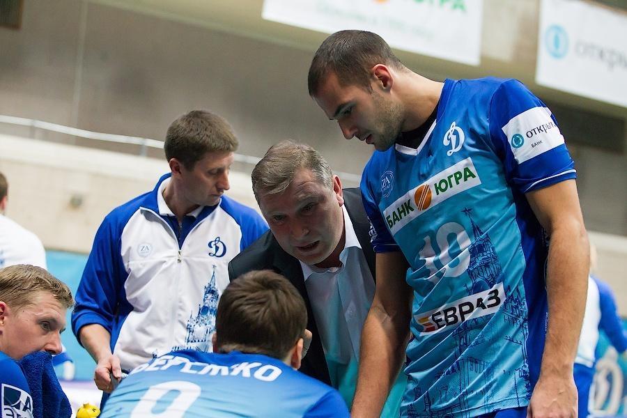 «Динамо» проиграло второй матч в Лиге чемпионов