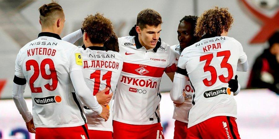 В «Спартаке» ответили на обвинения «Локомотива» в потакании расизму