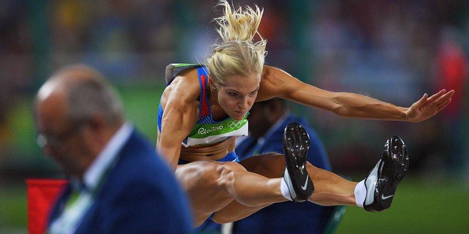 Клишина показала второй результат на международном турнире в Швейцарии
