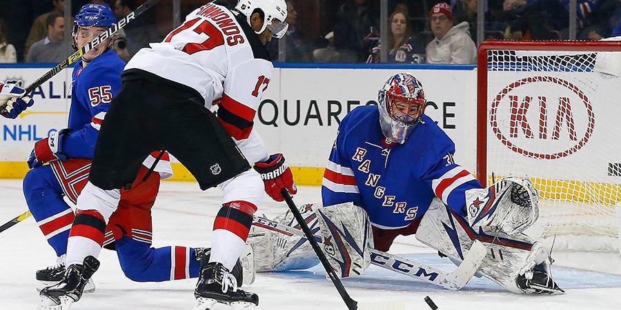 Шестеркин отразил 46 бросков и снова победил, Кучеров сделал дубль, Василевский — шатаут, а вратарь «Нэшвилла» забил. Обзор дня НХЛ