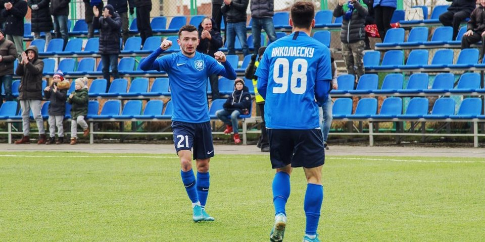 «Витебск» потерял очки в матче с аутсайдером