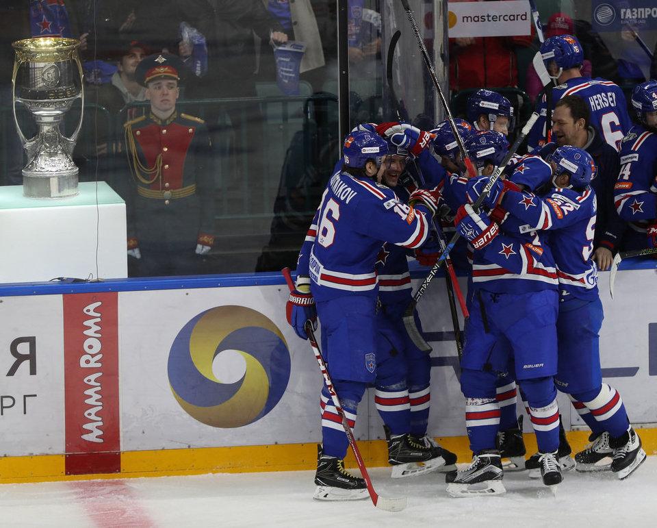 Сергей Калинин: «СКА обыграл бы и «Торонто», и «Нью-Джерси»