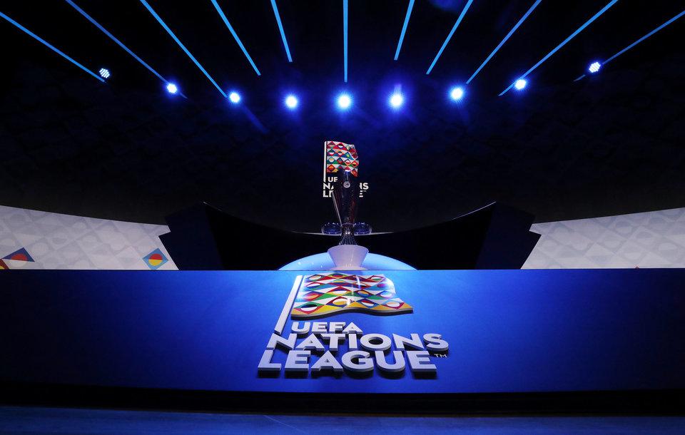 В УЕФА заявили, что никаких решений по матчам Лиги наций не принято