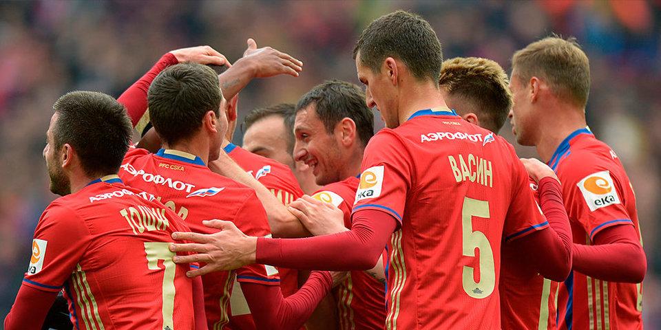 ЦСКА забивает «Томи» на 32-й секунде: голы и главные моменты