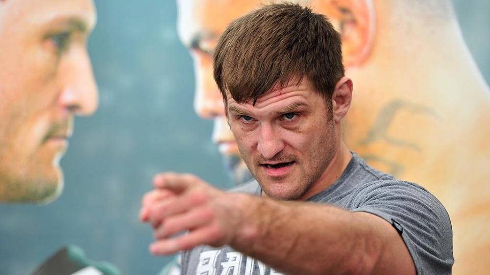 Стипе Миочич: «У меня были переговоры по участию в UFC 230, но мне не предлагали Кормье»