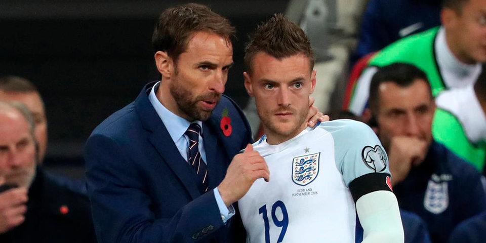 Сборная Англии без Руни и Кейна разбирается с Литвой: голы и лучшие моменты
