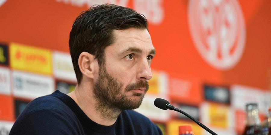 СМИ: «Динамо» согласовало условия контракта с экс-тренером «Майнца» Шварцем