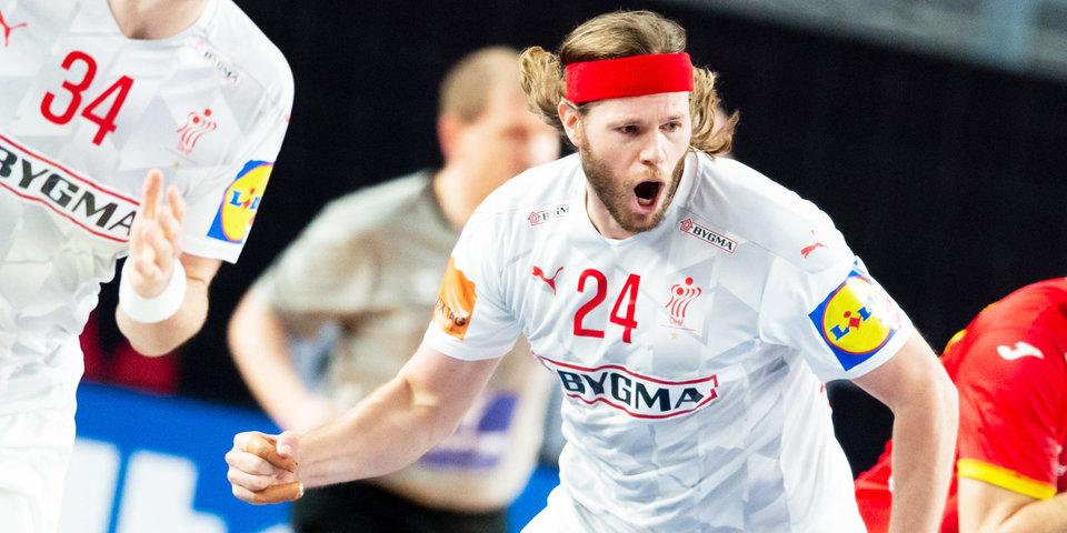 Датские гандболисты встретятся с Францией в финале ОИ в Токио