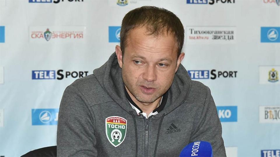 «Тосно» достиг договоренности с Парфеновым по новому контракту