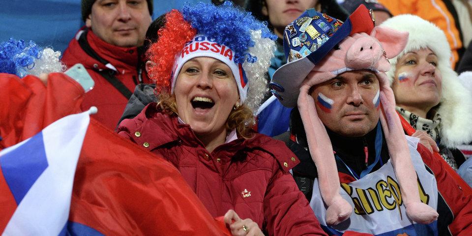 «Фуркад, пардон, выиграет Антон». Что кричат российские болельщики на этапах Кубка мира по биатлону