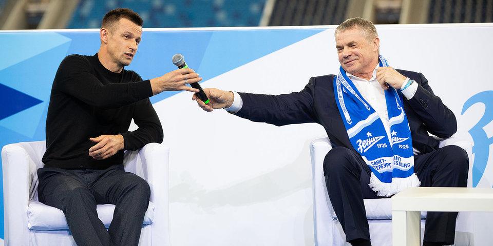 Александр Медведев: «В ближайшие дни подпишем новое соглашение с Семаком»